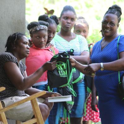 Gospel Project, Haiti