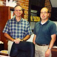Ed and Doug